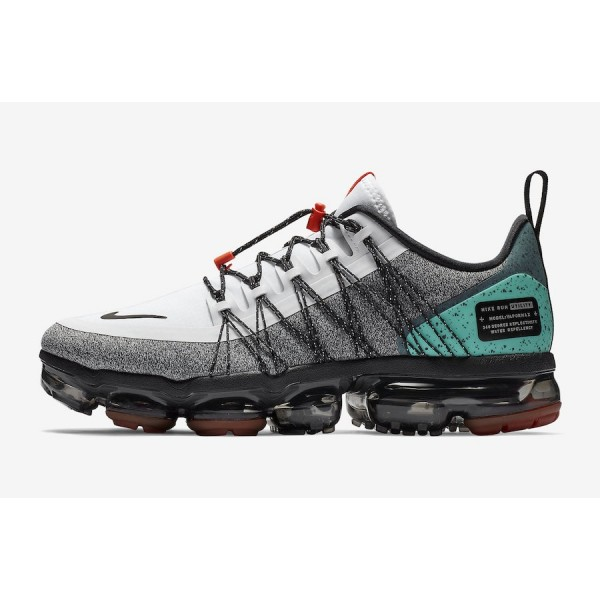 Nike Air VaporMax Utility Blanche Noir Chaussures ...