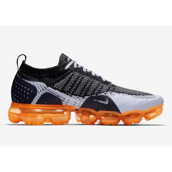 Nike Air VaporMax 2.0 Blanche Noir Dark Gris Chaussures Homme 942842-106