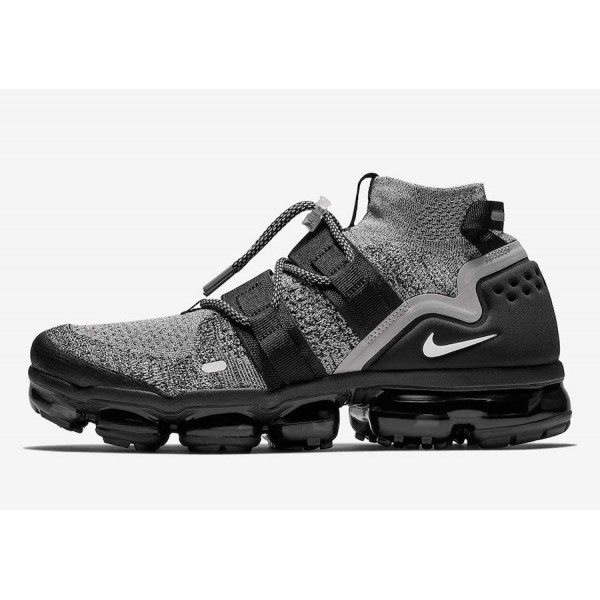 Nike Air VaporMax Flyknit Utility Moon Particle No...