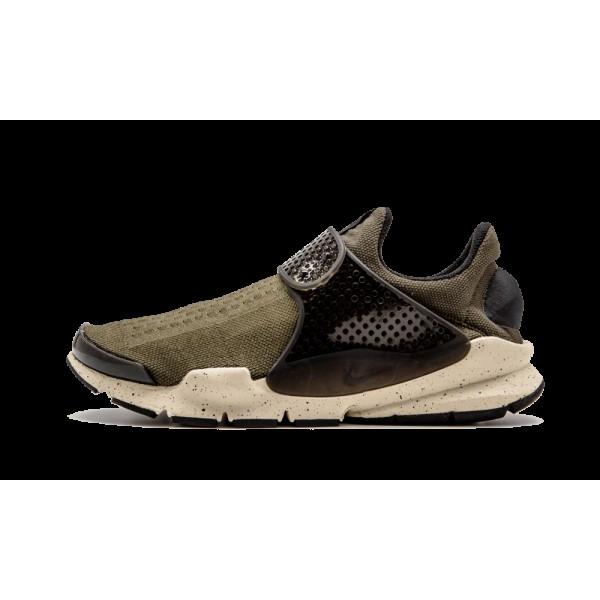 Nike Homme Sock Dart Cargo Kaki/Noir/Rotin 819686-...