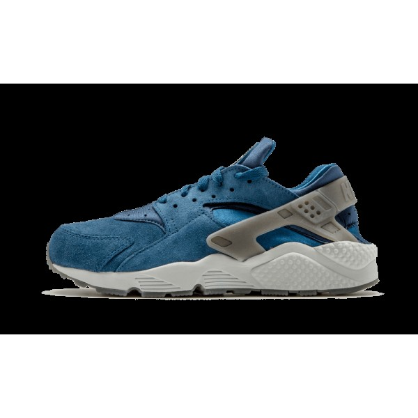 Nike Air Huarache Bleu Force/Cool Gris/Pure Platin...