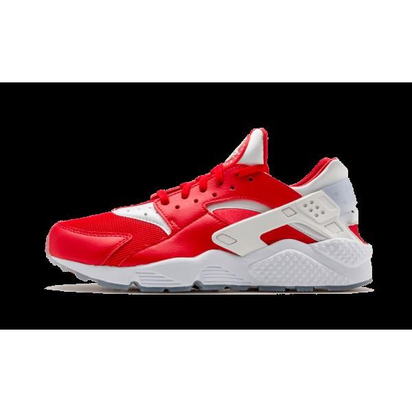 Nike Air Huarache Run Rouge/Blanche 704830-610