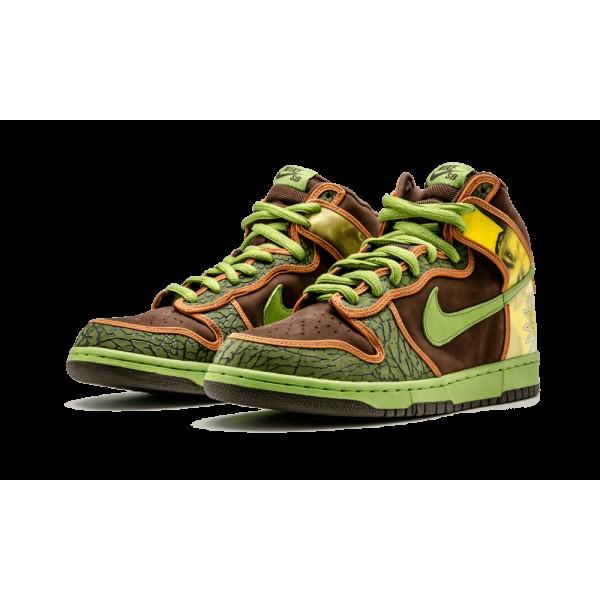Nike Dunk High Pro Sb De La Soul 305050-231