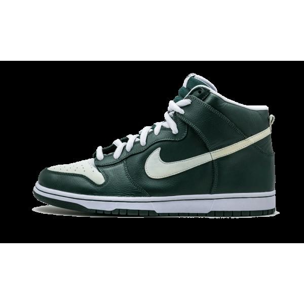 Nike Dunk High Pro SB Deep Olive/Fantôme 305050-3...
