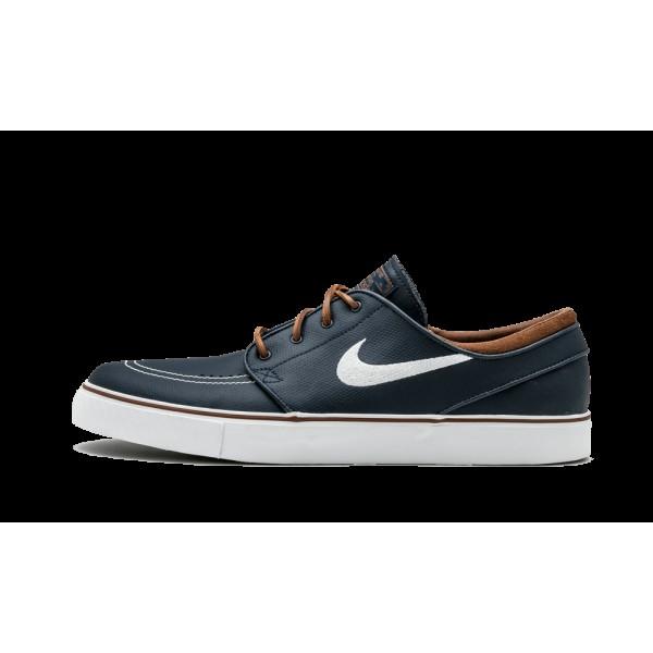 Nike Zoom Stefn Janoski SB - 333824 411 Obsidian B...