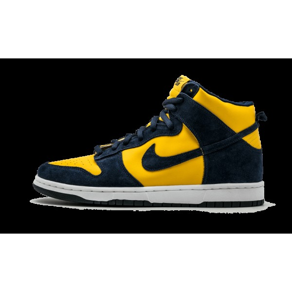 Nike Dunk High Pro SB Varsity Maize/Midnight Marin...