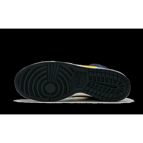 Nike Dunk High Pro SB Varsity Maize/Midnight Marine 305050-741