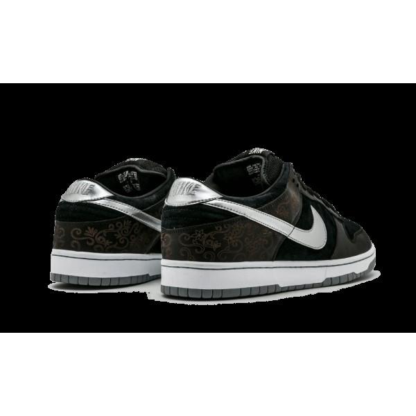 Nike SB Dunk Low Premium Takashi Noir Argent 313170-005