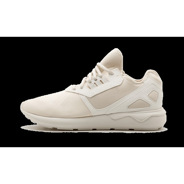 Adidas Tubular Runner Blanche/Dust Rose B24349