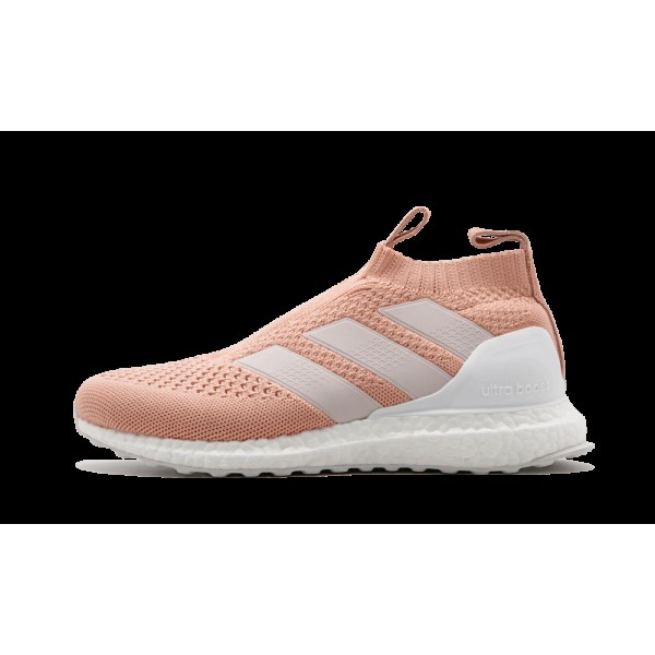 Adidas Ace 16+ Kith Ultra Boost Granite/Clear Gran...