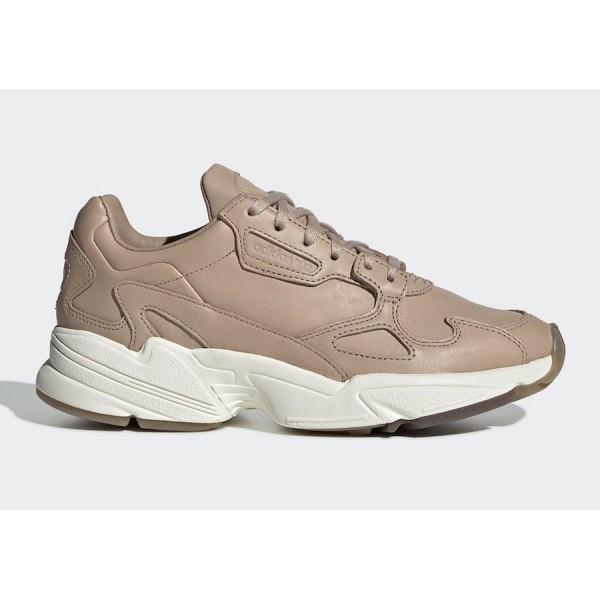 adidas Falcon Ash Pearl/Ash Pearl-Off White Shoes ...