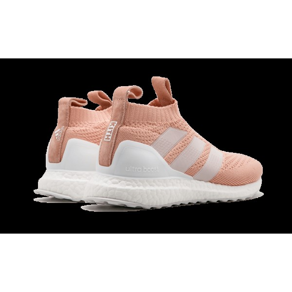 Adidas Ace 16+ Kith Ultra Boost Granite/Clear Granite/Vapour Rose CM7890