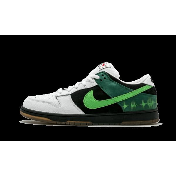 Nike Dunk Low Premium SB Noir/Acid 313170-031