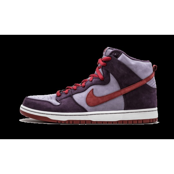 Nike Dunk High Premium SB Daybreak/Barn-Plum 31317...