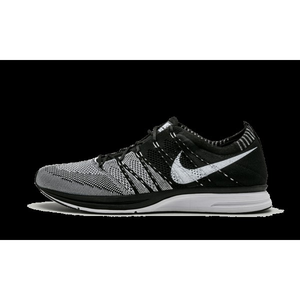 Nike Flyknit Chaussure Noir Blanche 532984-010