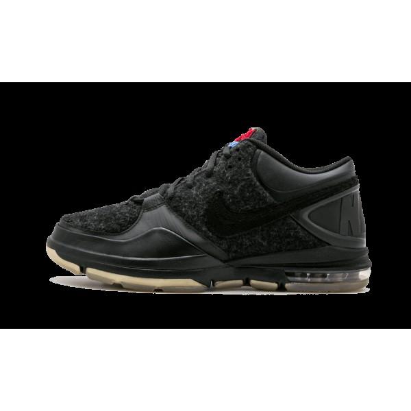Nike 1.3 MID Noir/Metallc Argent 454170-004