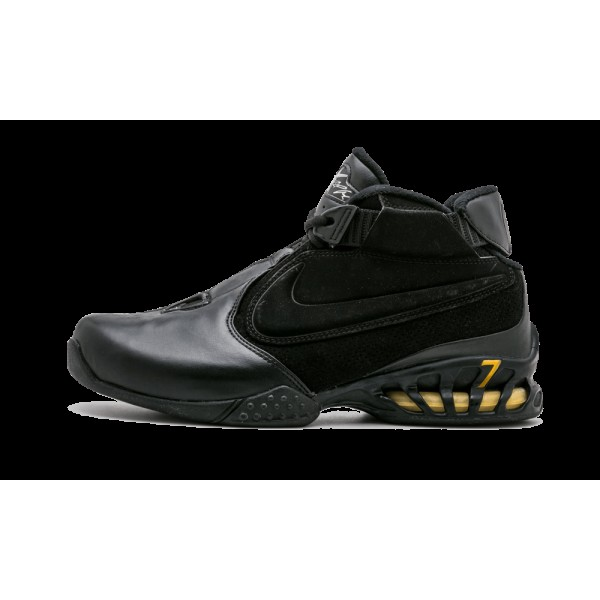 Nike Zoom Vick 2 OT Noir/ Métallique Argent 30988...