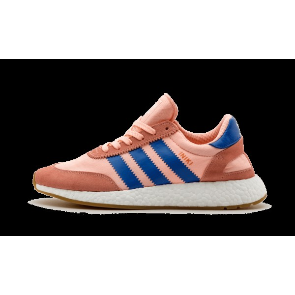 Adidas Originals Femme Iniki Runner Haze Coral Ros...