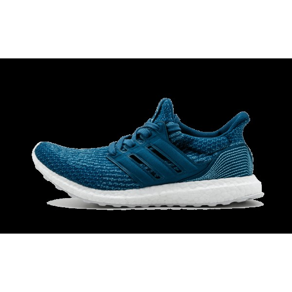 Adidas Ultra Boost Parley Homme Night Marine/Inten...