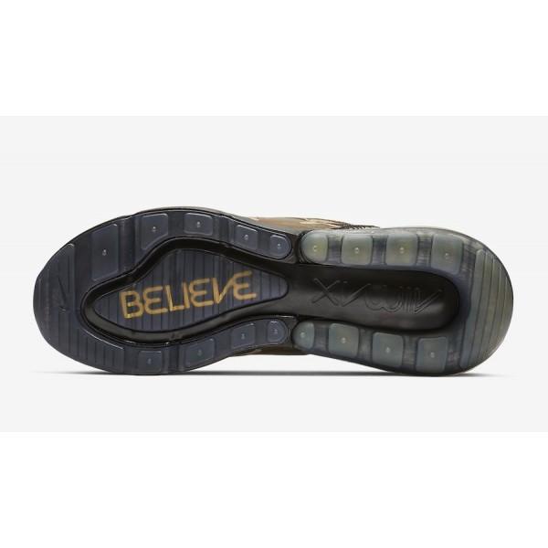 Nike Air Max 270 Doernbecher Noir Olive Chaussures Homme BV7112-001