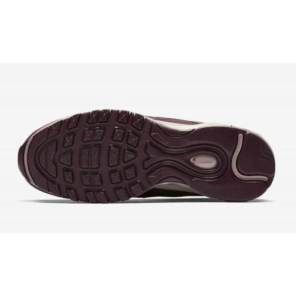 Nike Air Max 97 Burgundy Crush Chaussures Femme AV8198-600