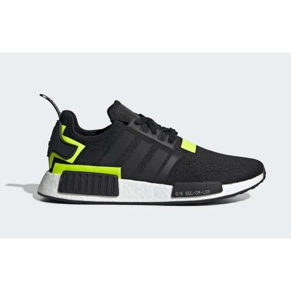 adidas NMD R1 Core Black/Core Black-Cloud White Sh...