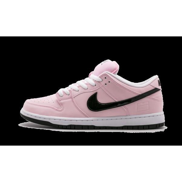 Nike 833474-601 Chaussures de Homme Rose/Noir/Blan...