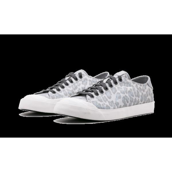Nike Zoom All Court 2 Low TZ Gris foncé/Noir/Wolf Gris/Summit Blanche 488492-002