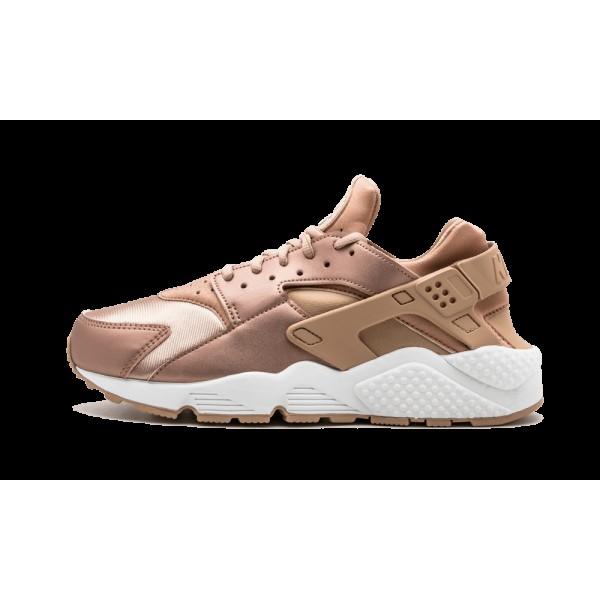 Nike Air Huarache Rose Or 859429-900 Femme