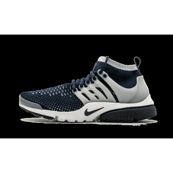 Nike Air Presto Flyknit Ultra Marine/Gris Georgeto...