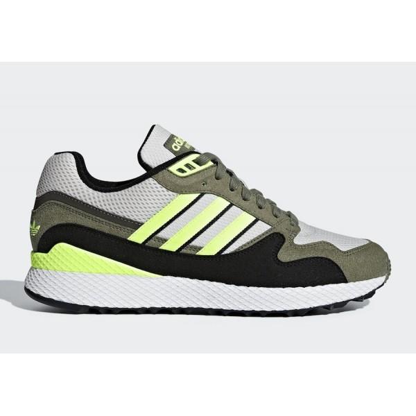 adidas Ultra Tech Khaki Shoes BD7937