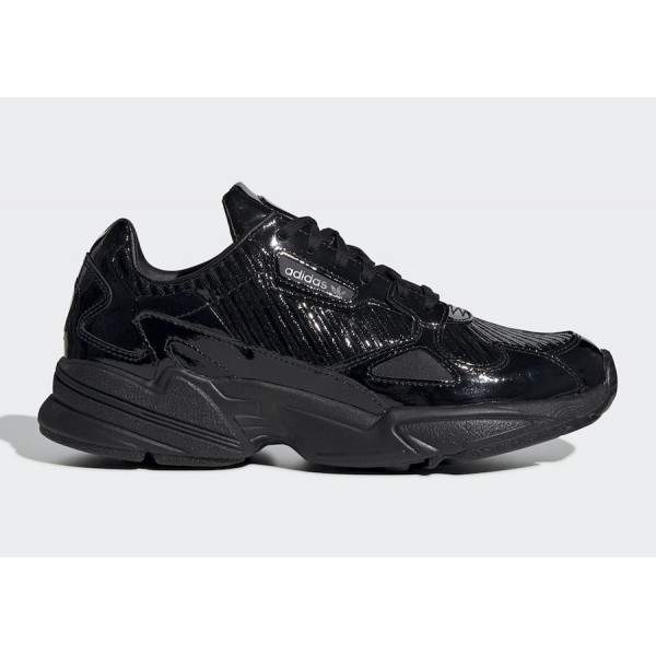 adidas Falcon Black Shoes CG6248