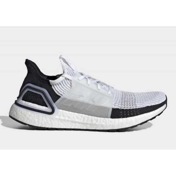 adidas Ultra Boost 2019 Core White/Core Black Shoe...