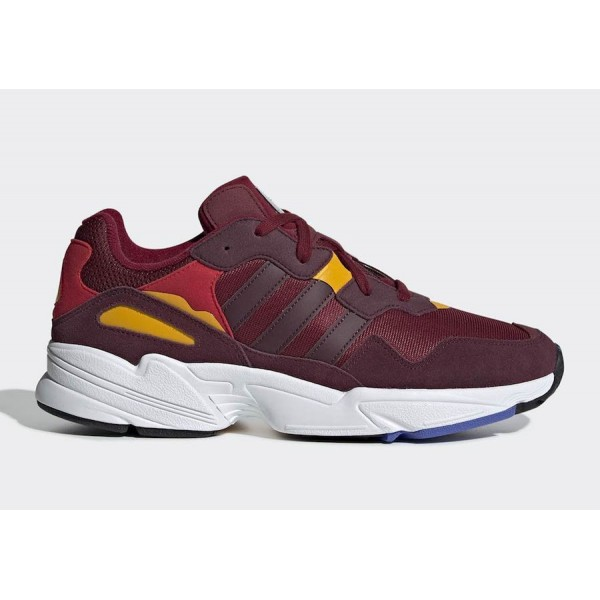 adidas Yung 96 Burgundy Shoes DB2602
