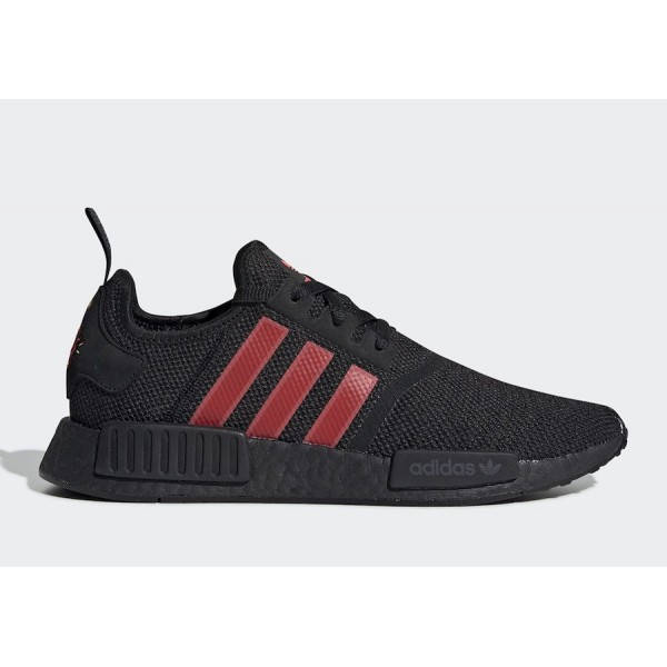 "adidas NMD R1 ""Chinese New Year"" Black S..."