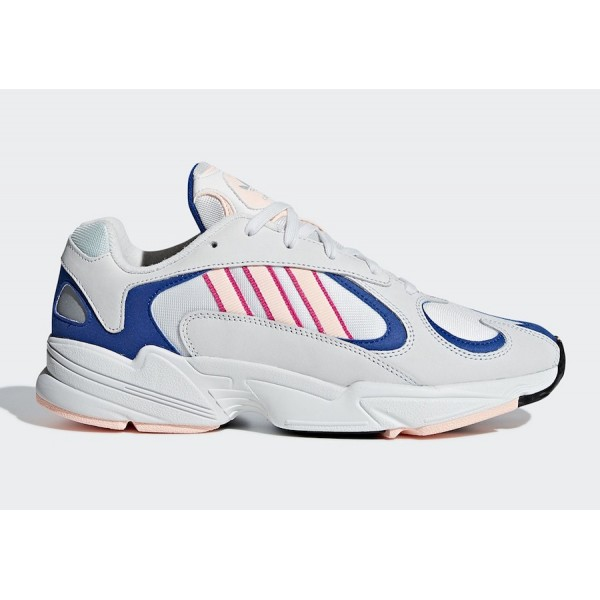 adidas Yung-1 White Shoes BD7654