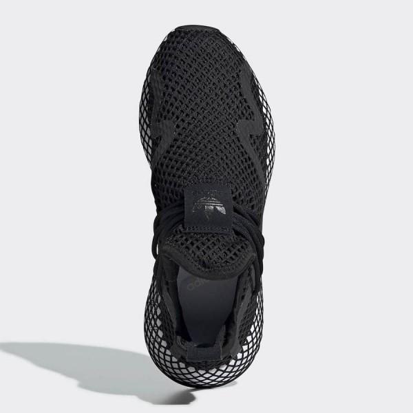 adidas Deerupt S Black Shoes BD7879