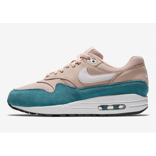 Nike Air Max 1 Atomic Teal Rose Chaussures Femme 3...