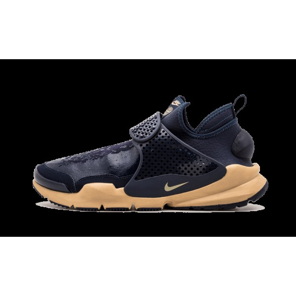Nike Sock Dart Obsidian/Orewood Marron Clair 91009...