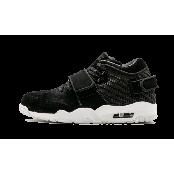 Homme Nike Air Chaussure Victor Cruz Noir Suede Su...