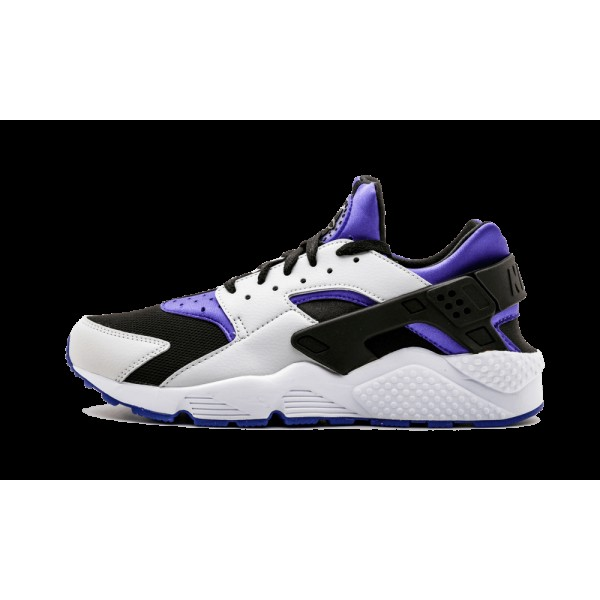 Homme Nike Air Huarache Persian Violet Pure Platinum Noir 318429-501