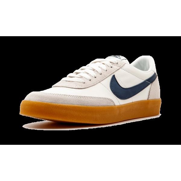 Homme Nike x J. Crew Killshot 2 Leather Sail/Midnight Marine/Gum/Jaune 432997-107