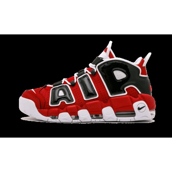 2017 Nike Air More Uptempo '96 Asia Hoop Rouge 921...