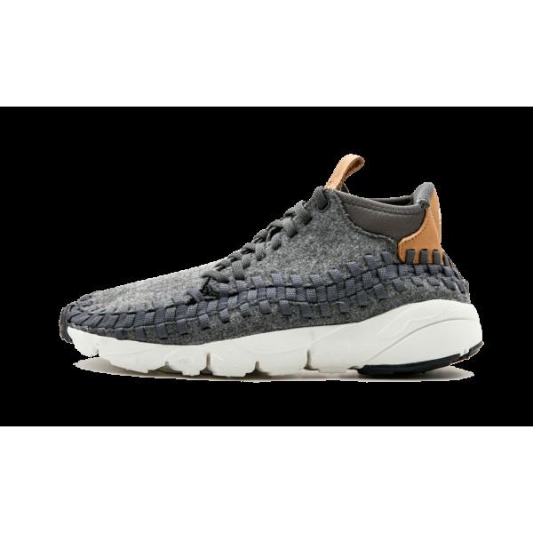 Nike Air Footscape Woven Chukka Chaussures de Homm...