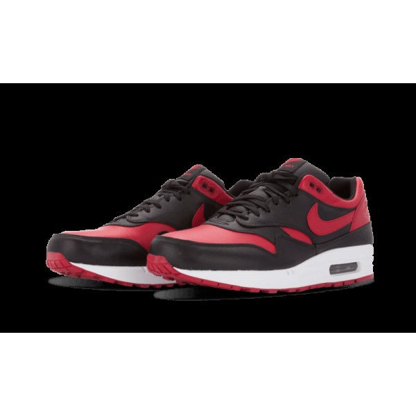 Nike Air Max 1 Premium QS Noir/Rouge/Blanche 665873-061