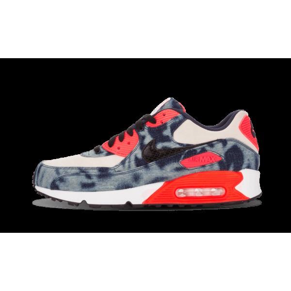 Nike Air Max 90 DNM QS Midnight/Navy/Noir/Blanche ...