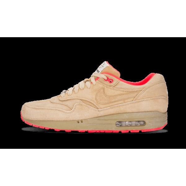 Nike Air Max 1 Milano QS Linen/Atomic Rouge/Voile ...
