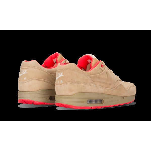 Nike Air Max 1 Milano QS Linen/Atomic Rouge/Voile 587922-226