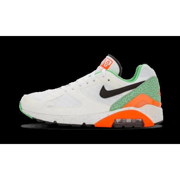 Nike Air 180 Urban Safari 615287-108 Blanche Noir ...