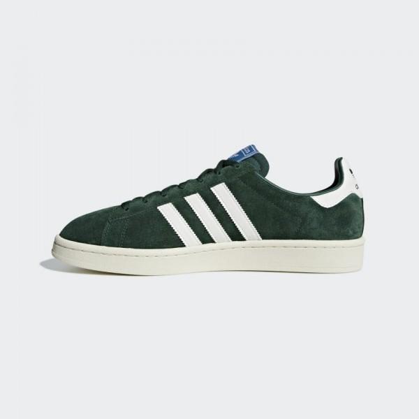 Adidas Originals Campus Suede Chaussures Vert B378...